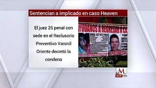 Por caso Heaven, sentencian a uno a 520 años de prisión