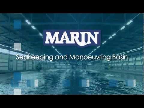 MARIN Seakeeping and Manoeuvring Basin