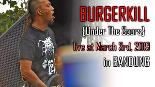 BURGERKILL - Under The Scars (HD Video - The Best Audio)