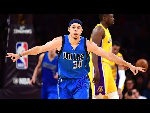 Seth Curry NBA Highlights From Breakout Season w/ Dallas Mavericks!