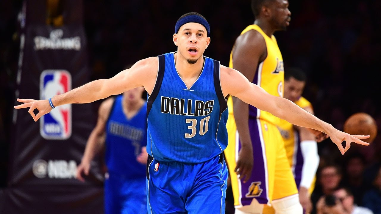 what team does seth curry play for in the nba