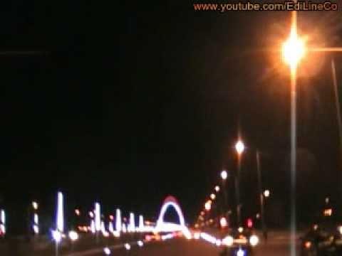 "Light night in Batumi (Edi Line ""Trans Georgia"")"