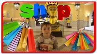 La Shopping in Egipt  Bogdan`s Show