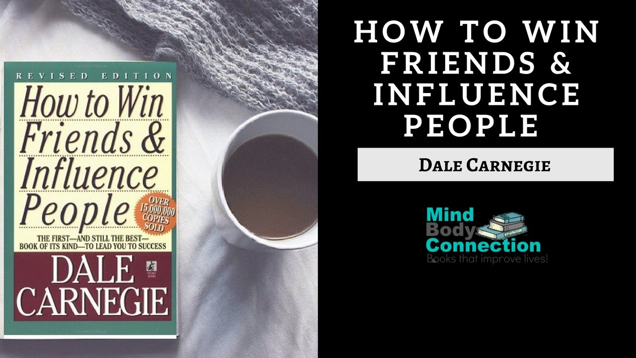 How to win friends and influence people revised array how to win friends u0026 influence people animated book summary youtube rh youtube com fandeluxe Gallery