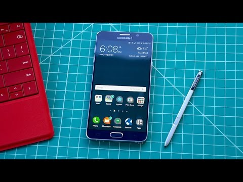 Galaxy Note 5 Review: The Tablet Killer Returns