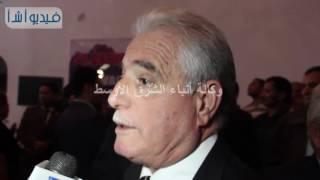 بالفيديو :محافظ جنوب سيناء : هذا العدد الهائل من الضيوف أكبر دليل على أن سيناء أمنة