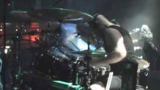 Martin 'Marthus' Skaroupka - Her Ghost In The Fog (Cradle Of Filth soundcheck/live 2009)