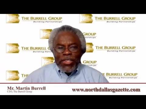 Mr. Martin Burrell: Don't be late to the game when securing contracts