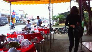 nhac song mong tuyen - Hoa tau Rumba nhac phap - Keyboard Anh Vu - 15/10/2017