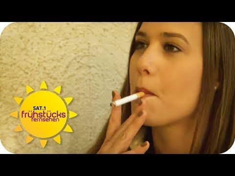 Nichtraucher in 5 Stunden: Ist das möglich?   SAT.1 Frühstücksfernsehen