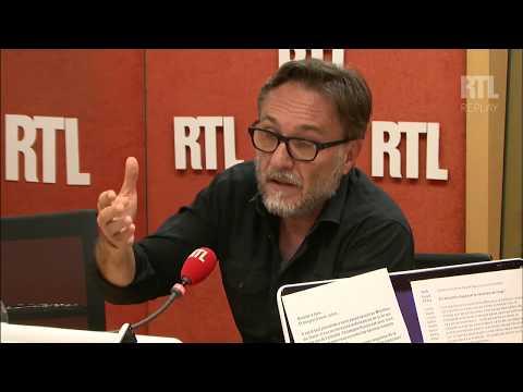 Marc Dugain, Catherine Deneuve et Gérard Depardieu dans Laissez-vous tenter du 30 août 2017
