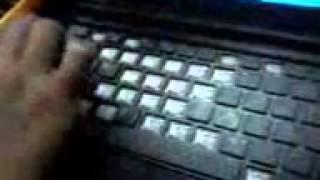 Keyboard Repairing Axioo Pico PJM