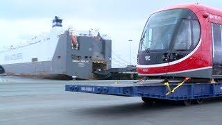 Canberra's Light Rail Vehicle Journey