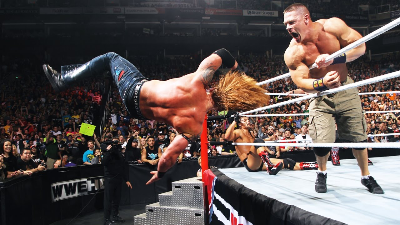 John Cena wins the 2013 Royal Rumble Match: Royal Rumble 2013