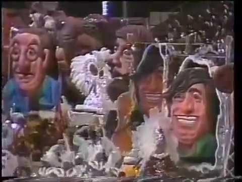 ESQUENTANDO OS TAMBORINS UNIDOS DE LUCAS - REDE MANCHETE 17/12/1988
