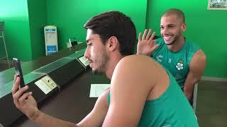 embeded bvideo Llamada a Abonados - Club Santos