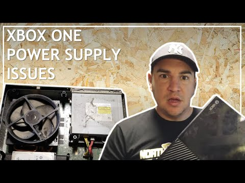 repair-xbox-one-powers-off-when-starting-game-thermal-paste-&-power-supply