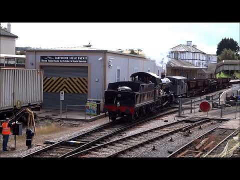 Dartmouth Steam Railway, 150th Anniversary, Saturday 16th August 2014