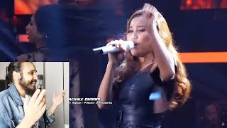Ayu Ting Ting Dhoom Machale Dhoom The Voice Indonesia GTV 2019 Reaction MP3