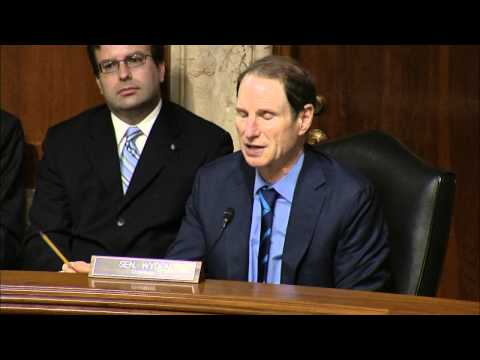 Wyden Q&A in Energy Hearing on Omnibus Territories Act & Agreement with Palau
