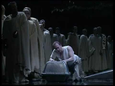 Amfortas : Mein Vater !  Erlöser, gib meinem Sohne Ruh ! Parsifal  Wagner