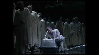 Amfortas : Mein Vater ! - Erlöser, gib meinem Sohne Ruh ! (Parsifal - Wagner)