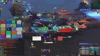 Myst vs Stormwall Blockade Mythic - Shadow Priest PoV