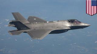 即將全速生產 美F-35戰機卻爆問題一堆