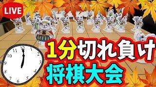 場所:将棋倶楽部24 大阪道場 FREE 早1(ゲストアカ+スマホからの参加不...