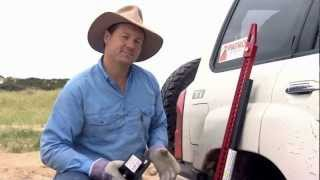 Pat, from Pat Callinan's 4x4 Adventures shows us how to safely and ...