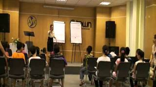 E-town - Tiếng Anh trẻ em - học mà vui, vui mà học