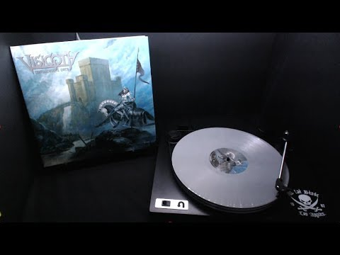 "Visigoth ""Conqueror's Oath"" LP Stream"