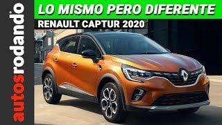 RENAULT CAPTUR 2020 | Novedades / Preview / Opinión