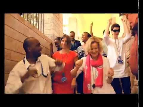 Pharrell Williams - Happy British High Commission, Nairobi Kenya