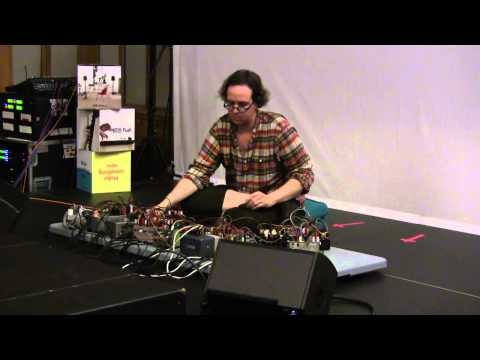 MICHAEL JOHNSEN :: VIA Music Conference @ 2014 VIA Festival