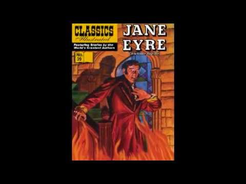 Jane Eyre Graphic Novel Review (Classics Illustrated)