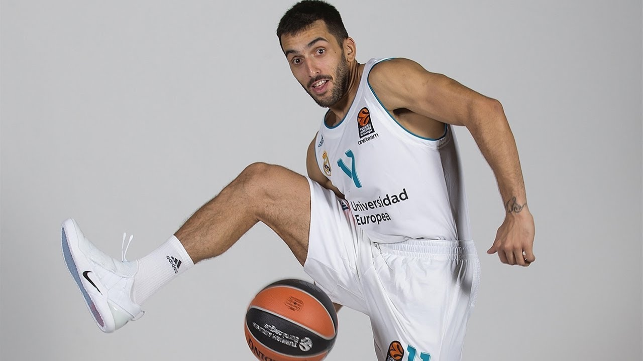Assist of the night: Facundo Campazzo, Real Madrid - YouTube