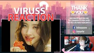 [MV] SUNMI(선미) _ 누아르(Noir) | Viruss Reaction Kpop