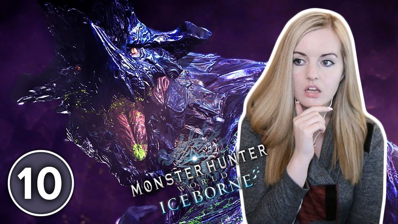 Brachydios Hunt - Monster Hunter World: Iceborne Gameplay Part 10 thumbnail