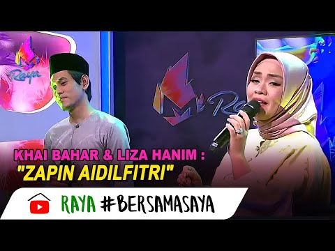 Zapin Aidilfitri - Khai Bahar & Liza Hanim | Melodi (2020)