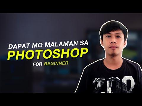 Dapat mo ito malaman Part 1 | Photoshop Tutorials