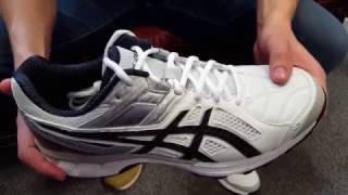 d6940ee33bd5ad Asics Gel 220 Not Out Cricket Shoes Review ...