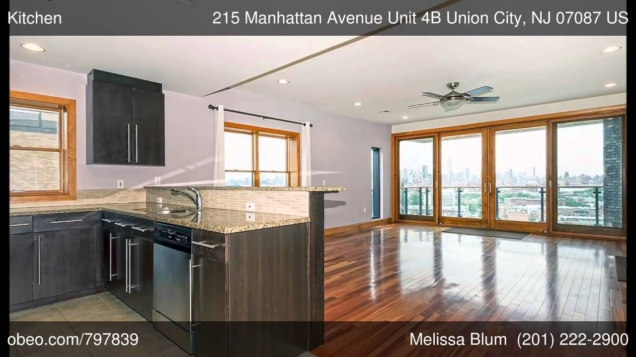 215 Manhattan Avenue Unit 4B Union City NJ 07087   Melissa Blum   Liberty  Realty Hoboken