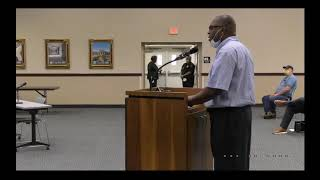 Tyler ISD Board of Trustees Special Meeting 07/16/2020 (Live Stream Version)