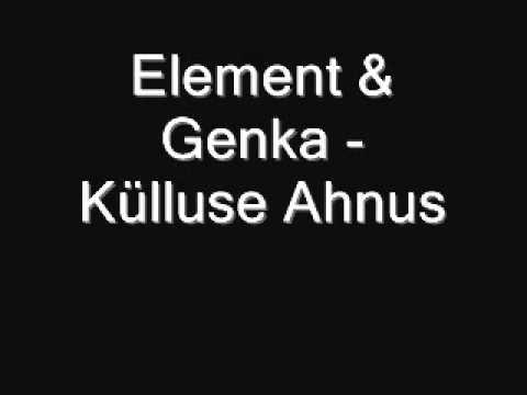 Element & Genka - Külluse Ahnus