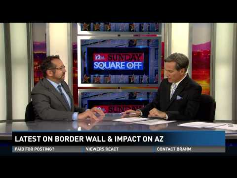 Why Arizona border wall will rely on tech more than cement