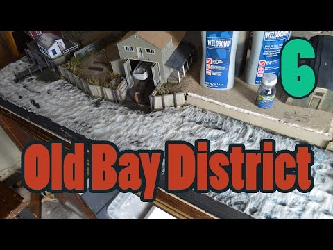Swedish Water Trick | Old Bay District | Finescale Waterfront