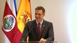 """Sánchez asegura que la violencia vicaria """"es violencia machista"""""""