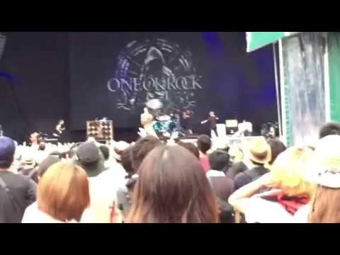 Inspacejp  ONE OK ROCK    Fujirockfestival