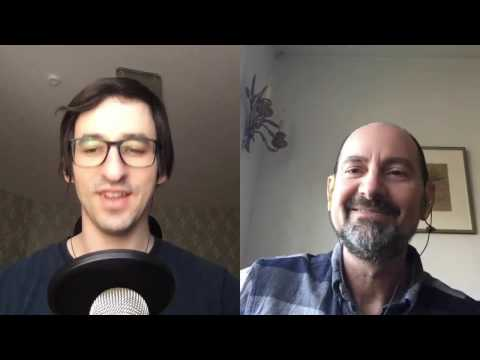Skype in Five Language with Gabriel Gelman founder of Sprachheld